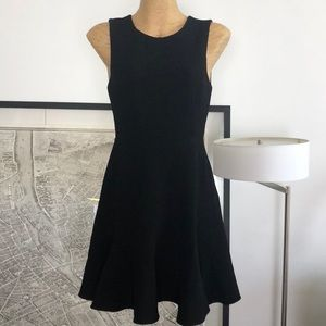 Rebecca Taylor Black dress size 10